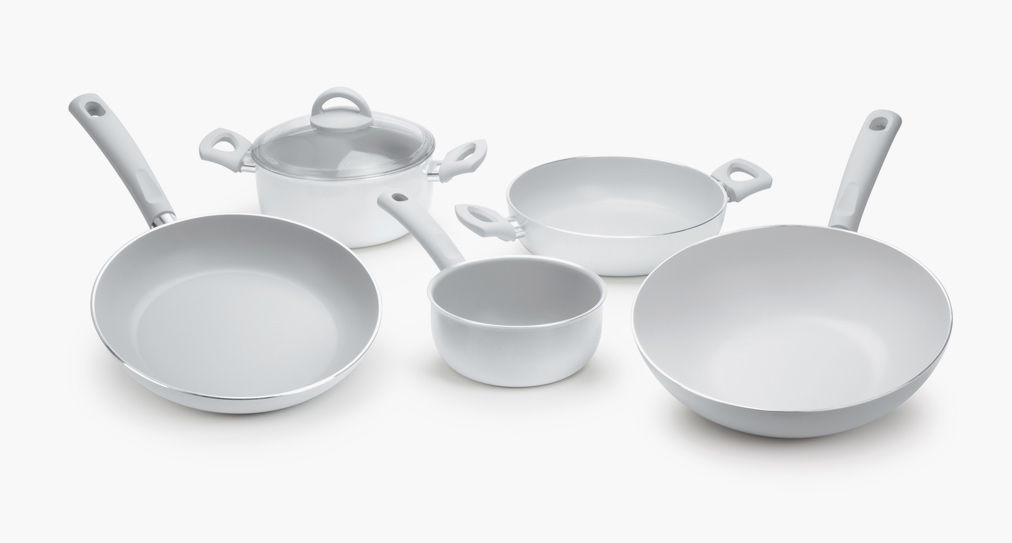 Bio Cook Ceramic Pots And Pans Healthy Cooking Illa