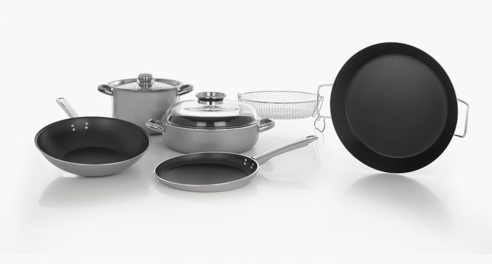 Illa Specials Cookware Line with non-stick Teflon pans